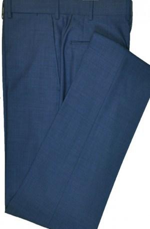 Ralph Lauren Blue Tic Weave Pant