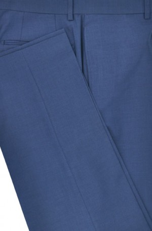 Calvin Klein Slim Fit Blue Pants