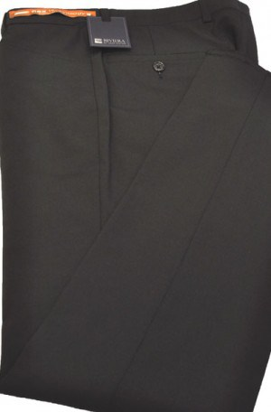 Jack Victor Riviera Black Slim Fit Slacks #R302602