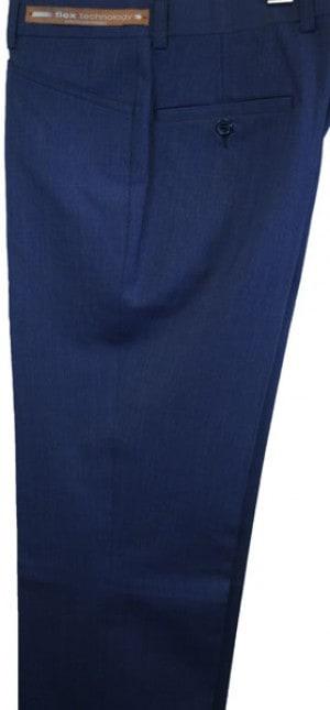 Jack Victor Blue 'Casual Dress' Slacks #R302620