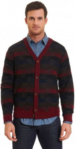 Robert Graham Cardigan Sweater #RF168001CF
