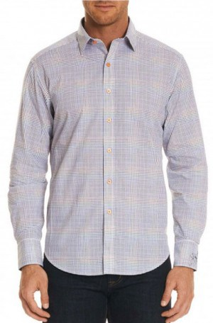 Robert Graham Sierra Shirt #RS181007CF