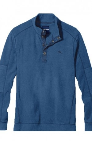 Tommy Bahama Blue Fleece Pullover #T217248-5478