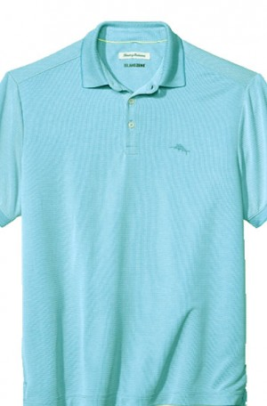Tommy Bahama Blue Coastal Crest Ultralite Polo #T218012-15181
