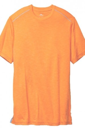 Tommy Bahama Soft Orange Fast Dry Tee T27643-15280