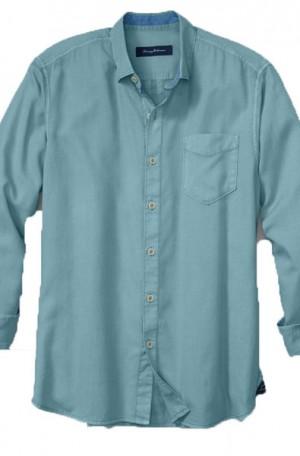 "Tommy Bahama ""Dobby Dylan"" Short Sleeve Shirt #T318940-5578"