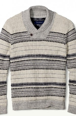 Tommy Bahama Island Shawl Collar Sweater #T417066-3172