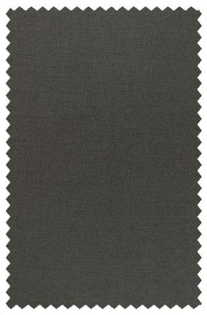 Tiglio Black Solid Color Tailored Fit Suit TIG1001