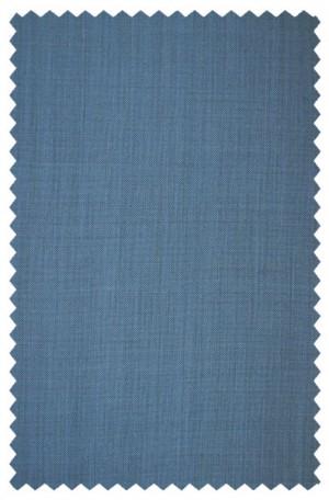 Tiglio Aqua Blue Tailored Fit Vested Suit #TS6082-4