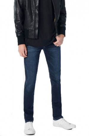 Joe's Jeans Dark Indigo Kinetic Slim Fit Jeans #TVKTYS82215