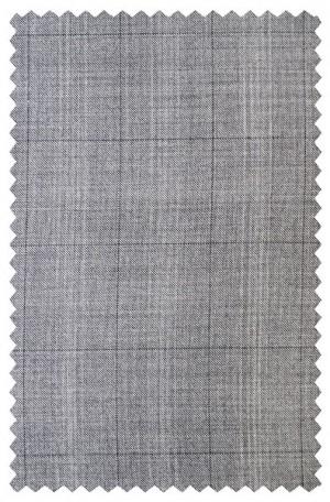 Varvatos Slim Fit Gray Pattern Suit VHW0065