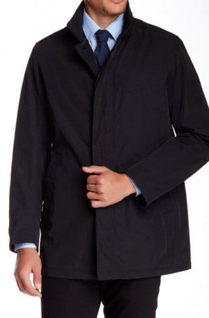 Sanyo Black All Purpose Jacket #Z1A-89-015-09