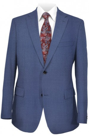 Tommy Hilfiger Cobalt  Blue Pure Wool Separates