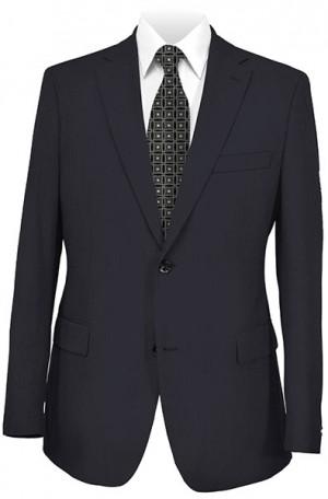 Abboud Navy Gentleman's Fit Sportcoat 037300.