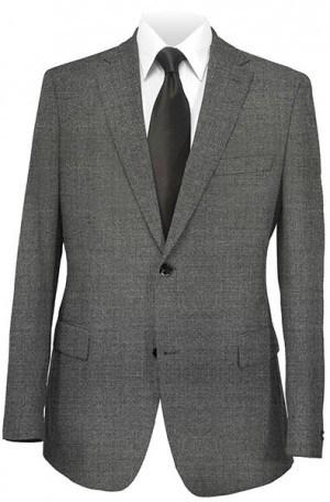 Hickey-Freeman Medium Gray Suit 045-307505