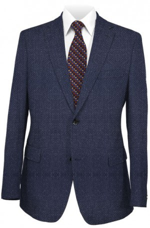 Daniel Hechter Navy Tailored Fit Sportcoat #068406