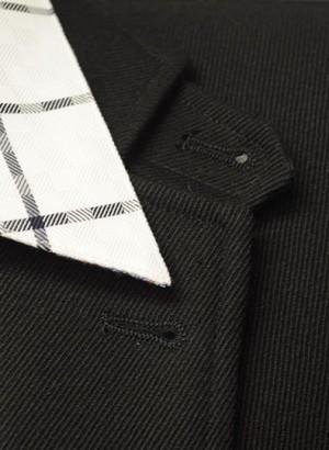 Tiglio Black Sportcoat 08K0194C.