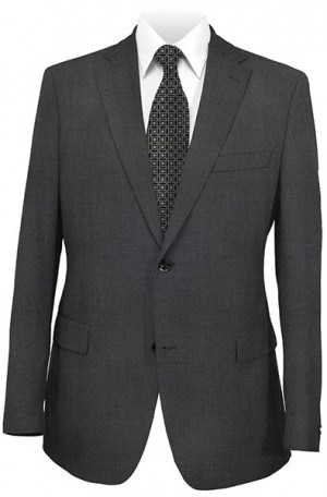 Hickey Freeman Charcoal Suit 091-311040