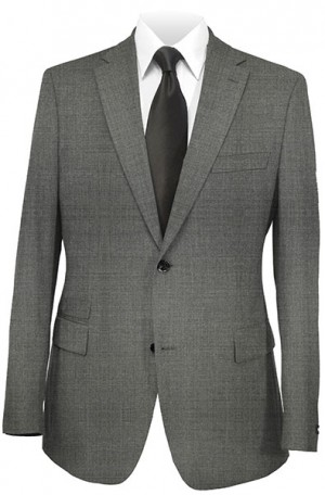 DKNY Medium Gray Slim Fit Suit #10Y0030