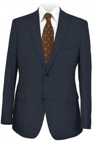 DKNY Navy Slim Fit Suit 10Y0053