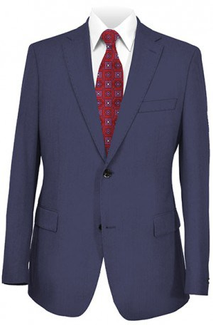 DKNY Blue Slim Fit Suit 10Y0083