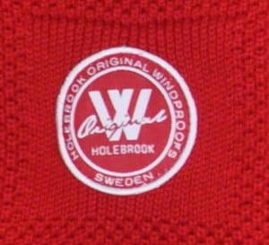 Holebrook Windproof Red Sweater #111400-RED