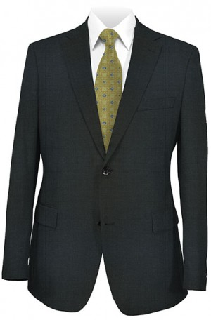 DKNY Medium Gray Tailored Fit Suit #11Y0023