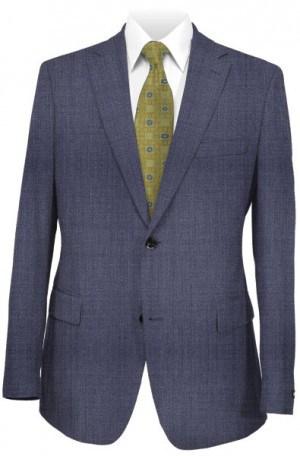 Varvatos Medium Blue Slim Fit Suit #1234D