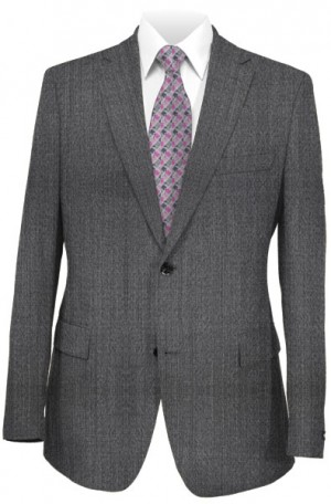 Varvatos Gray Tailored Fit Suit 1234G