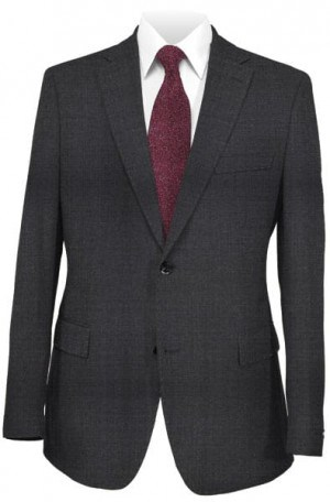 Varvatos Classic Gray Tailored Fit Suit #1234I
