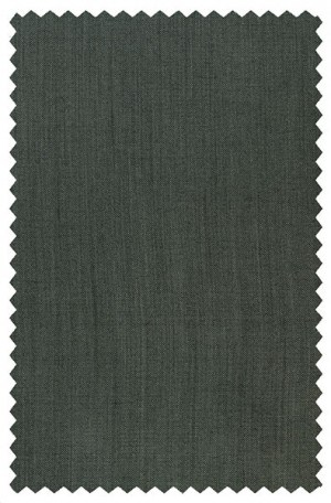 DKNY Medium Gray Sharkskin Slim Fit Suit 13Y0091