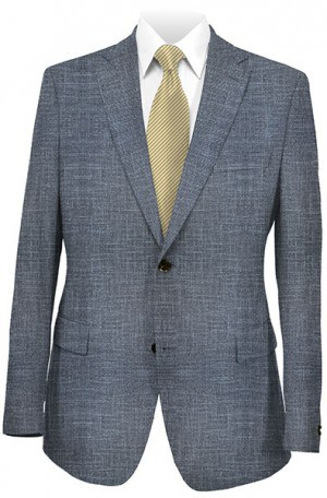 Jack Victor Medium Blue Sportcoat #141307