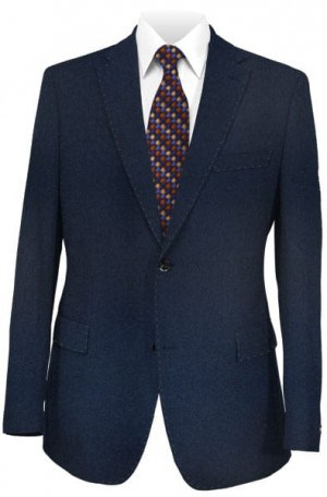 Blujacket Navy Cashmere Tailored Fit Sportcoat #142025