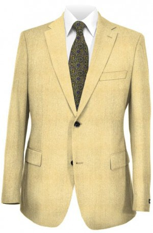 Daniel Hechter Tan Casual Slim Fit Sportcoat #142111