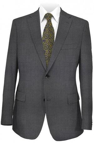 Hart Schaffner Marx Medium Gray Suit #143-389818