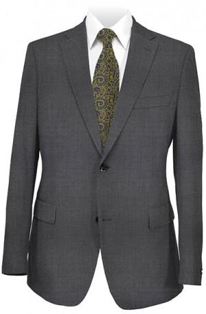 Hart Schaffner Marx Medium Gray Suit 143-389818