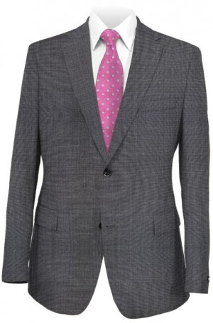 Betenly Gray Tailored Fit Suit #151033