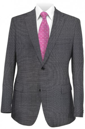 Betenly Gray Tailored Fit Suit 151033