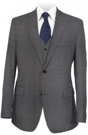 Ralph Lauren Ultraflex Medium Gray Vested Classic Fit Suit #1RZ1450