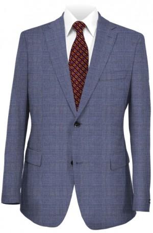 Ralph Lauren Blue Pattern Classic Fit Suit #1RZ1957