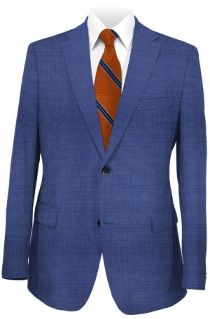 Ralph Lauren Ultraflex Royal Blue Classic Fit Suit #1RZ2395