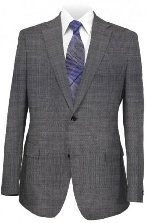 Ralph Lauren Gray Sharkskin Classic Fit Suit #1UX0356