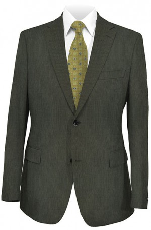 Bach-Mattarazi Gray Fineline Suit 2059008
