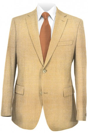 Betenly Orange Sportcoat 241054.
