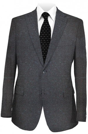 Betenly Navy Tweed Sportcoat #242007