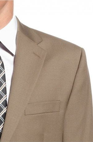 Ralph Lauren Tan Suit Separates #2MX0079