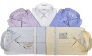Cooper & Stewart White Dress Shirt