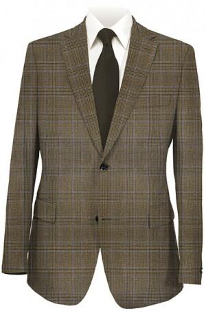 Hart Schaffner Marx Plaid Gentleman's Fit Sportcoat 339-420274.