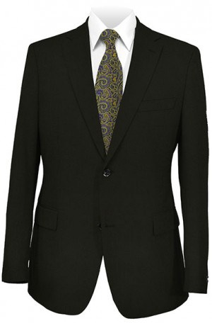 Jack Victor Black Suit #372339