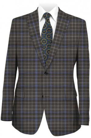 Cardinni Black & Gray Sportcoat #4100-207